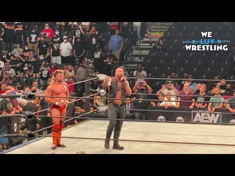 Jon Moxley and Brian Pillman Jr. shut AEW Display hide : #WLW Views