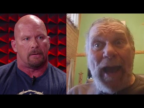 Hacksaw Jim Duggan Shoots on Stone Cool Steve Austin | Backstage Difference in WCW |