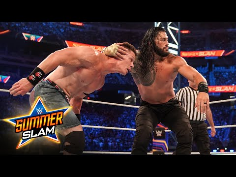Fleshy SummerSlam 2021 highlights (WWE Community Irregular)