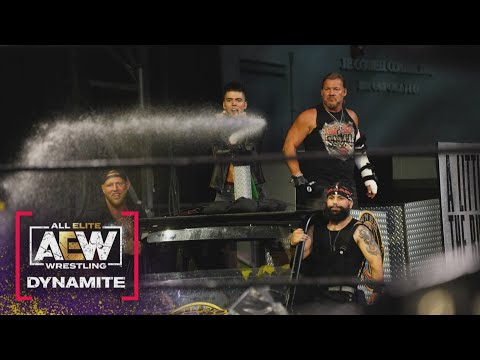 Did the Interior Circle Glean the Final Snigger on the Pinnacle? | AEW Dynamite, 5/12/21