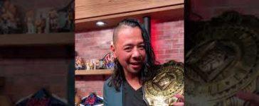 4 #Quick Facts about Shinsuke Nakamura!