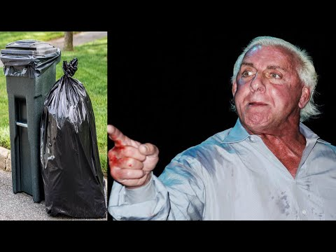 WWE & WCW Wrestlers Shoot on Ric Flair being a trash bag human for over 20 minutes! (Compilation)