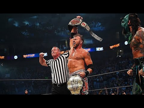 Christian Cage wins the Impact! World Title: AEW Rampage, August 13, 2021
